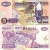 اسکناس 100 کواچا - زامبیا 2005