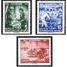3 عدد تمبر اصلاحات ارضی - جمهوری دموکراتیک آلمان 1955 قیمت 8.3 دلار