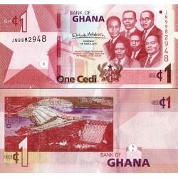 اسکناس 1 سدی - غنا 2019