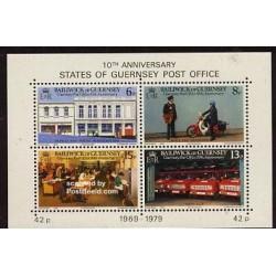 سونیرشیت استقلال پستی - گورنزی 1979