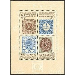 سونیرشیت هافنیا - دانمارک 1975