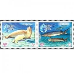 2959 تمبر مشترک ایران - روسیه 1382
