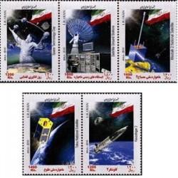 3191 تمبر روز فناوری فضائی 1389