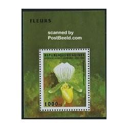 سونیرشیت گلها - جمهوری گینه 1995