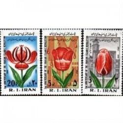 2007 - 3 عدد تمبر دومین سالروز انقلاب ایران 1359 تک
