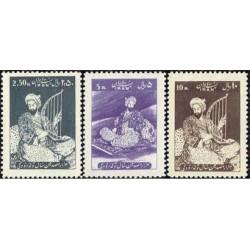 1086 - تمبر هزاروصدمین سال تولد رودکی  1337 تک