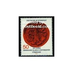 1 عدد تمبر دانشگاه توبینگن  - جمهوری فدرال آلمان 1977