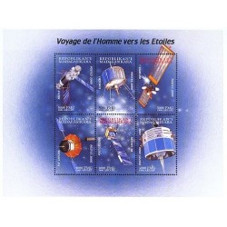 سونیرشیت پروازهای فضائی - 3 - ماداگاسکار 2000