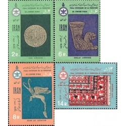 1501 - تمبر بیست و پنجمین سده شاهنشاهی (سری دوم) 1349