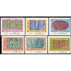 1626 - تمبر پیدایش و چگونگی خط در ایران 1351