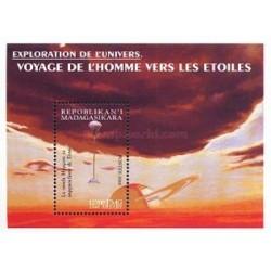 سونیرشیت سفرهای فضائی با سرنشین - 1 - ماداگاسکار 2000
