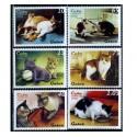 تمبر حیوانات - گربه سانان