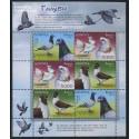 تمبر حیوانات - پرندگان