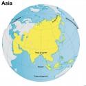 تمبرهای قاره آسیا
