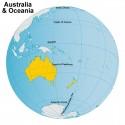 تمبرهای استرالیا و اقیانوسیه