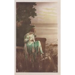 کارت پستال - خارجی پرتره - شماره 116