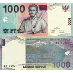 اسکناس 1000 روپیه - اندونزی 2012
