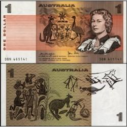 اسکناس 1 دلار - استرالیا 1979