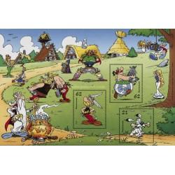 مینی شیت کارتونی آستریکس -  جمهوری فدرال آلمان 2015