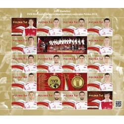 مینی شیت قهرمانی تیم ملی والیبال لهستان در رقابتهای جهانی - لهستان 2014