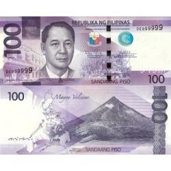 اسکناس 100 پیزو - فیلیپین 2015