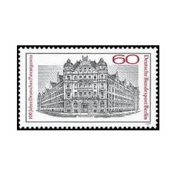 1 عدد تمبر صدمین سالگرد ثبت اختراغات - برلین آلمان 1977