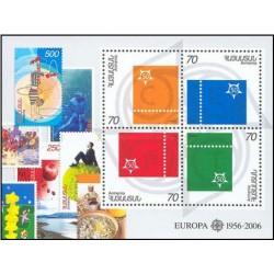 سونیزشیت 50مین سالگرد اولین تمبر اروپا - ارمنستان 2006