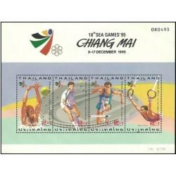 سونیزشیت هجدهمین بازیهای آسیایی جنوب شرقی - سورشارژ - تایلند 1994