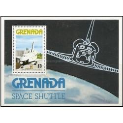 سونیرشیت شاتل فضایی - گرانادا 1978