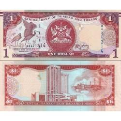 اسکناس 1 دلار - ترینیداد توباگو 2006