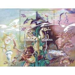 سونیرشیت زندگی زیر آب دریای سیاه - اوکراین 2001