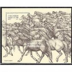 سونیرشیت اسب ها - قرقیزستان 1995