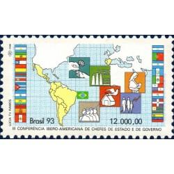 نقشه ایران در این تمبر بوضوح دیده میشود