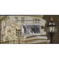 سونیرشیت ملکه مادر- چزایر سلیمان 1999