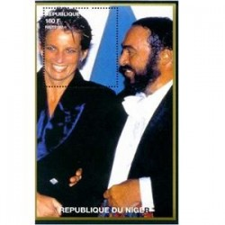 سونیرشیت پرنسس دایانا - 2 - نیجر 1997