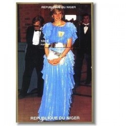 سونیرشیت پرنسس دایانا - 8 - نیجر 1997