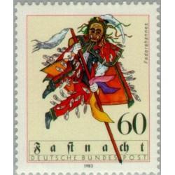 21 عدد تمبر اسطخودوس- جمهوری فدرال آلمان 1983