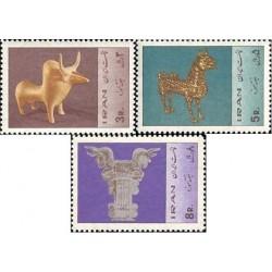 1359 - بلوک تمبر هفته موزه 1345