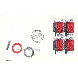 پاکت مهر روز شماره 49 - دانمارک 1998