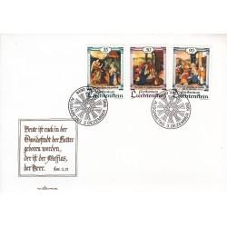 پاکت مهر روز شماره 56 - لیختنشتاین 1990