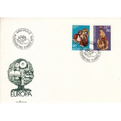 پاکت مهر روز شماره 58 - لیختنشتاین 1976