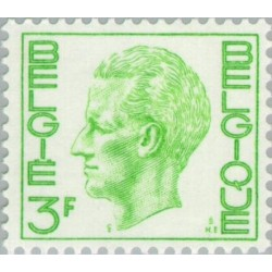 1 عدد تمبر سری پستی - بلژیک 1973