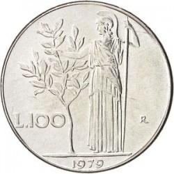 سکه 100 لیر -    Acmonital - ایتالیا 1974 غیر بانکی