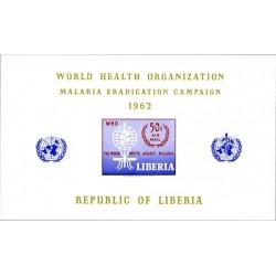 سونیرشیت ریشه کنی مالاریا - بیدندانه - لیبریا 1962