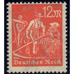 1 عدد تمبر از سری پستی - 12 فنیک  - رایش آلمان 1922