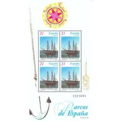 سونیرشیت کشتیهای تاریخی -  Asturias - اسپانیا 1997
