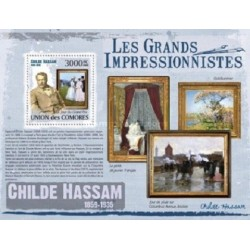 سونیرشیت تابلوهای نقاشی امپرسیونیسم اثر چیلد هسام - کومور 2009 قیمت 13.97 دلار