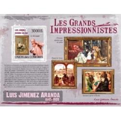 سونیرشیت تابلوهای نقاشی امپرسیونیسم اثر لوئیز جیمنز آراندا - کومور 2009 قیمت 13.97 دلار