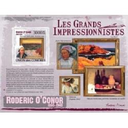 سونیرشیت تابلوهای نقاشی امپرسیونیسم اثر  رودریک اوکانور  - کومور 2009 قیمت 13.97 دلار