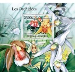 مینی شیت گلهای ارکیده - 1 - کومور 2011 قیمت 14 دلار